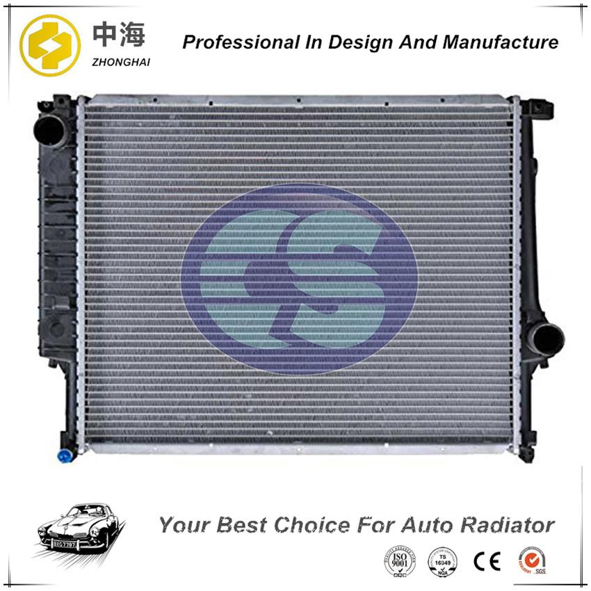 Aluminum Radiator for BMW E30 M10 316i 318i MT 1982-1991 83 84 85 86 87 88 89 90