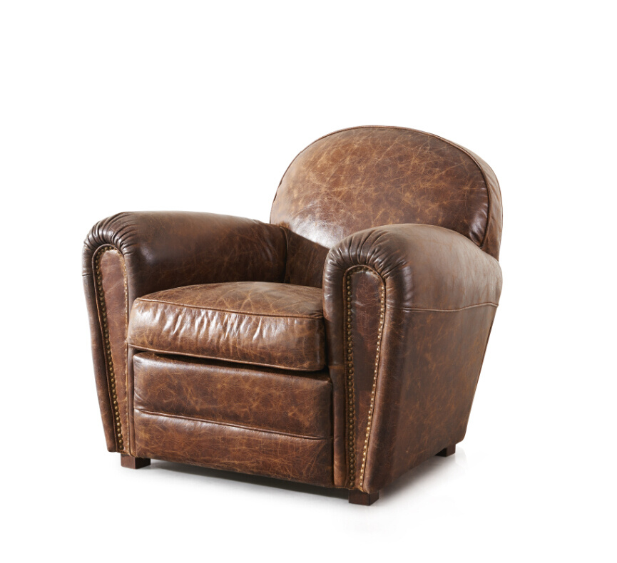 Magnificent China Antique Flea Market Leather Chair Full Leather Living Forskolin Free Trial Chair Design Images Forskolin Free Trialorg