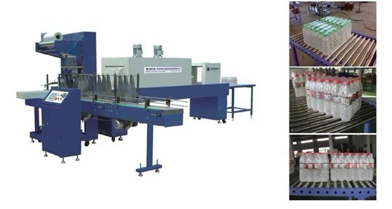 Labeling Machine / Automatic Sleeve Shrinking Labeling Machine pictures & photos