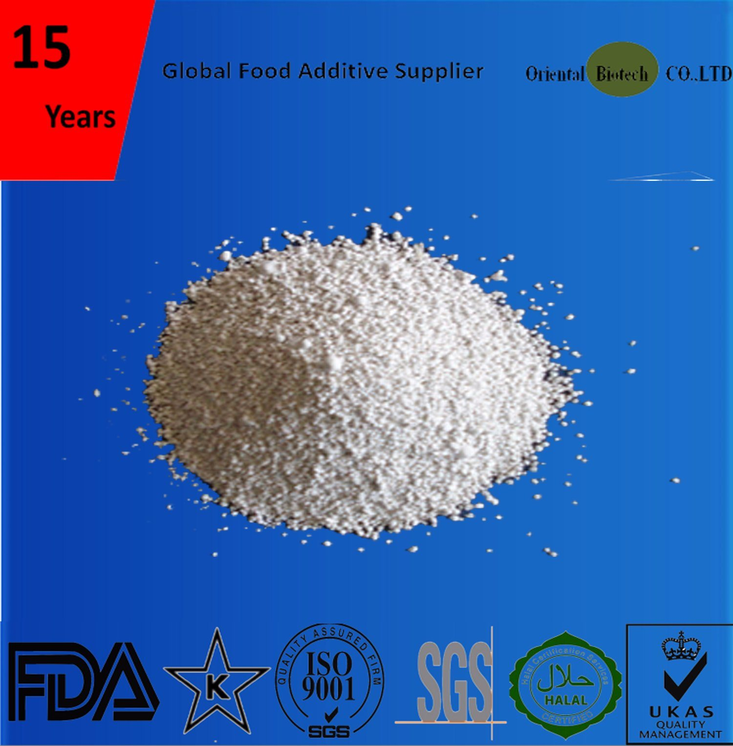 Food Additive Sodium Cyclamate Plant Manufacturers