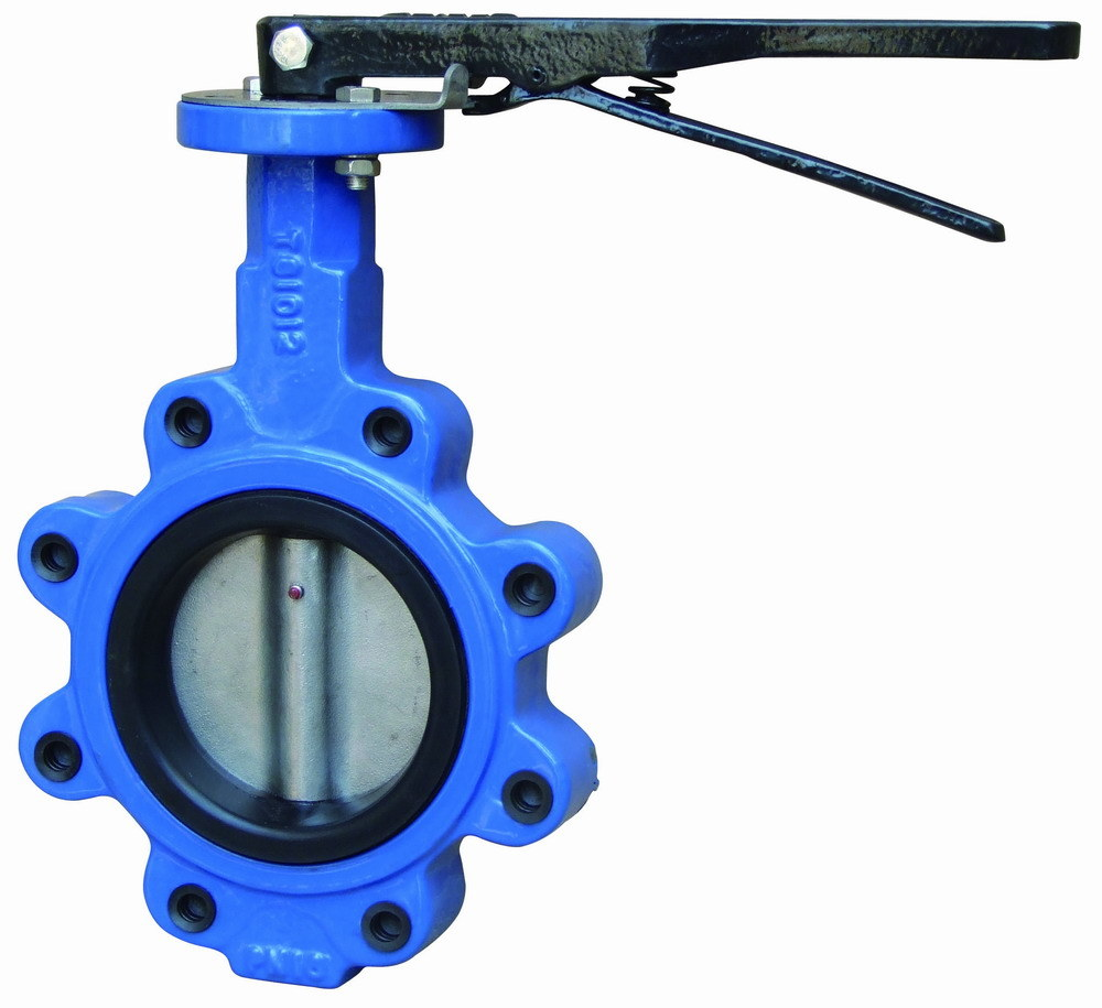 Butterfly Valve Wafer Lug and Flanged Type Concentric Valve or Double Eccentric Valves Pn10 Pn16 Pn25