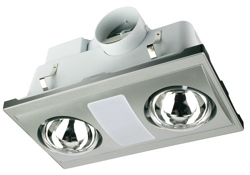 China Ceiling Mounted Infrared Lamp, Infrared Bathroom Ceiling Heaters