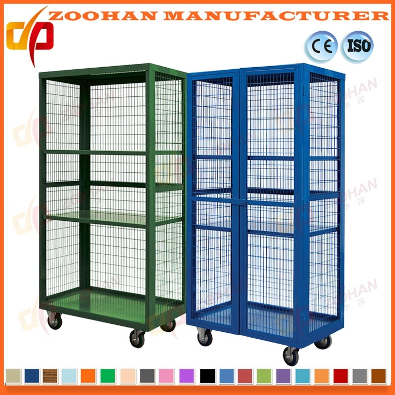 China Warehouse Stackbale Folding Storage Wire Security