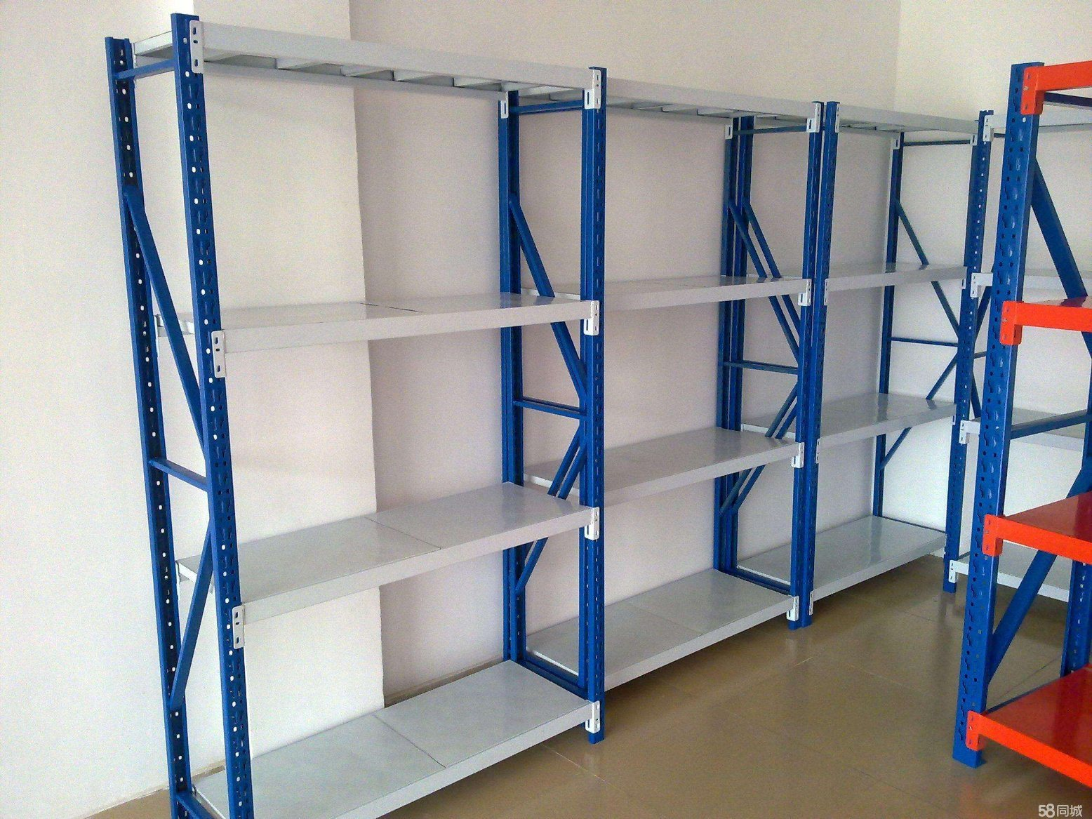 China Heavy Duty Shelf Warehouse Storage Industrial Steel