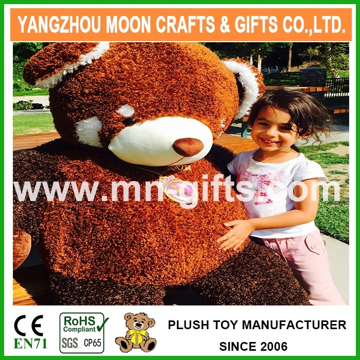 Customed Wholesale Soft Children Giant Big Belly Stuffed Plush Red Panda Teddy Bear pictures & photos