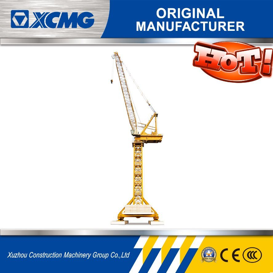 [Hot Item] XCMG Official Manufacturer Xgtl1600 100ton Luffing Tower Cranes
