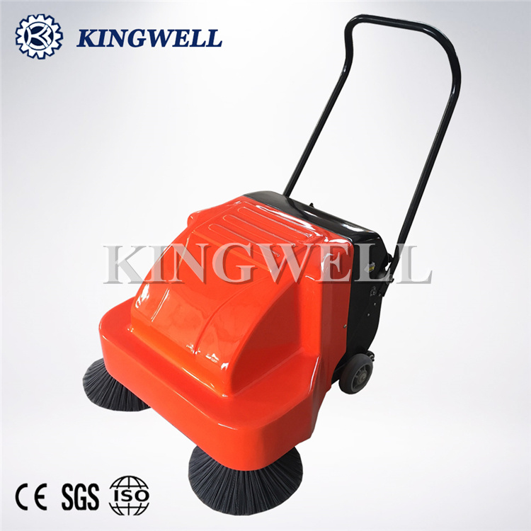 China Hand Push Type Electric Floor Sweeper Kw 920 China Road