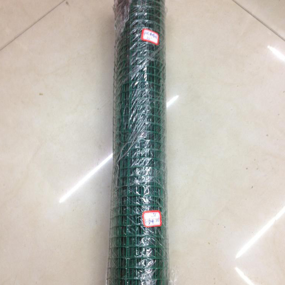 China 1/4 Inch PVC Coated Welded Rabbit Cage Wire Mesh / Welded Wire ...