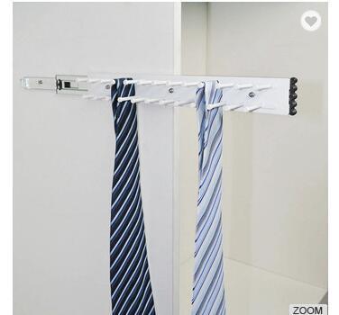 Belt Rack Closet Tie Rack For Ties And Scarf Organization Wardrobe Accessories  Closet Hardware