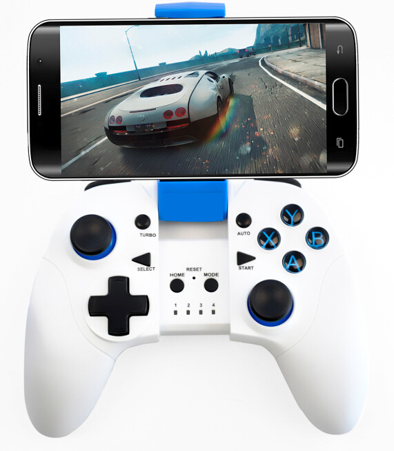 Saitake Bluetooth Game Controller with Clip Joystick Type with Platform for Android Mobile Games Stk-7004X pictures & photos