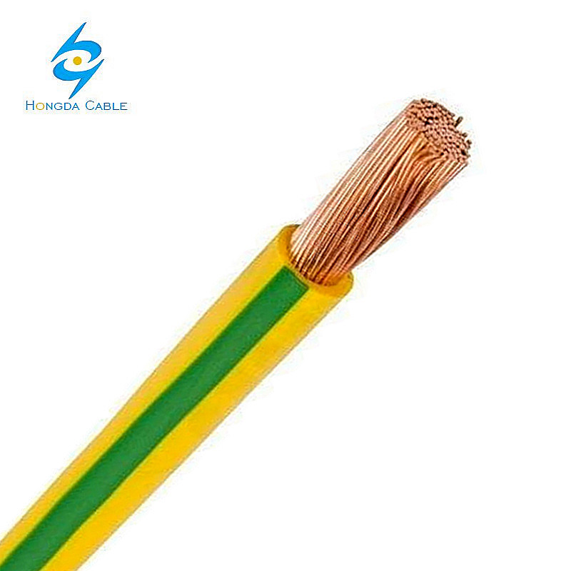 China Hongda House Wiring Electrical Cable Wire 10mm 8mm Thw ...