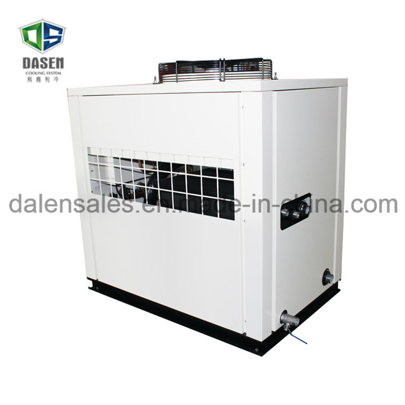 Stainless Steel Mini Scroll Chiller (3HP-10HP)