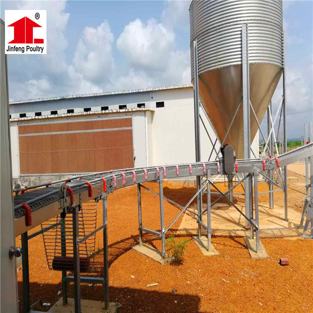 H Type Chicken Egg Laying Cages for Prefab Chicken House