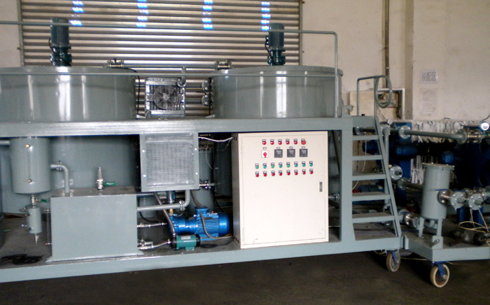 Engine Oil Purifier System