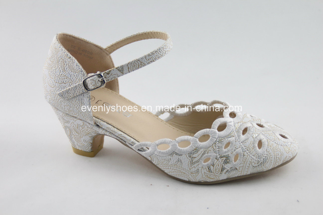 China Charming Design Women Sandal with