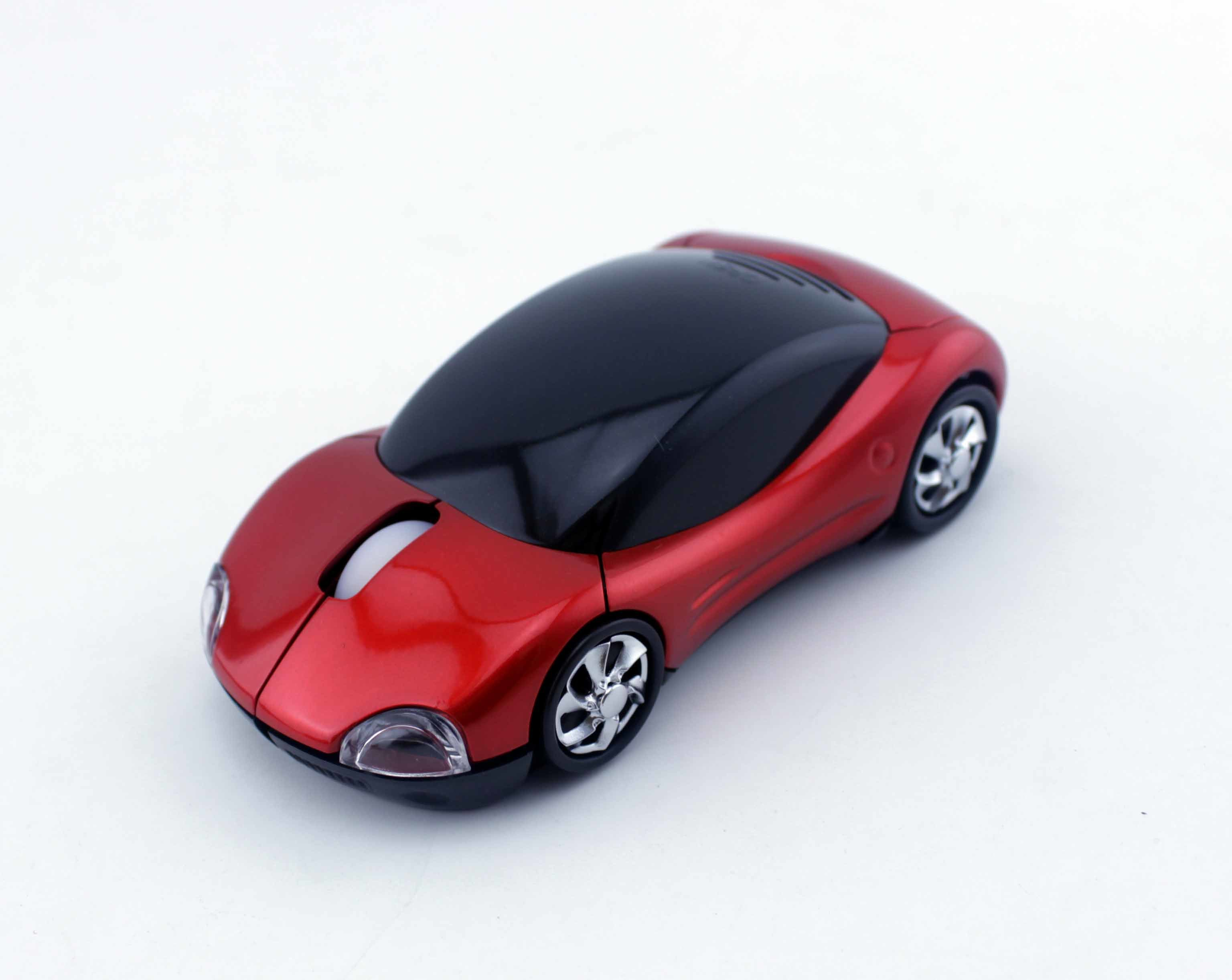New Wireless Mouse of Car Shape pictures & photos