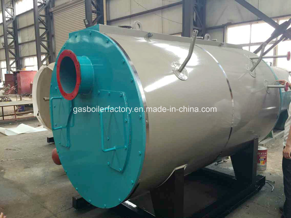 China Supply Gas Fired Steam Boiler, Oil Fired Steam Boiler Used in ...