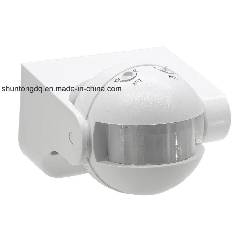 5-8M Outdoor 180° Security PIR Infrared Motion Wall Mount Sensor Detector Switch