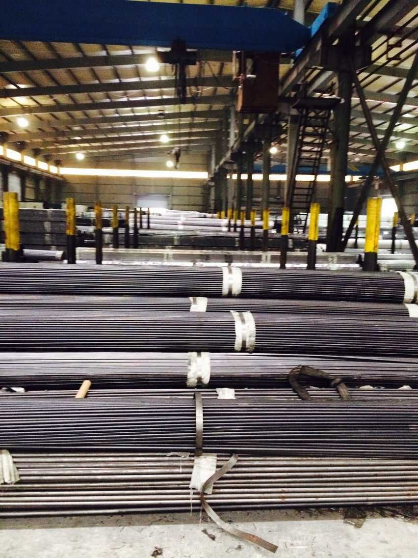 Welded Steel Round Pipe Tube