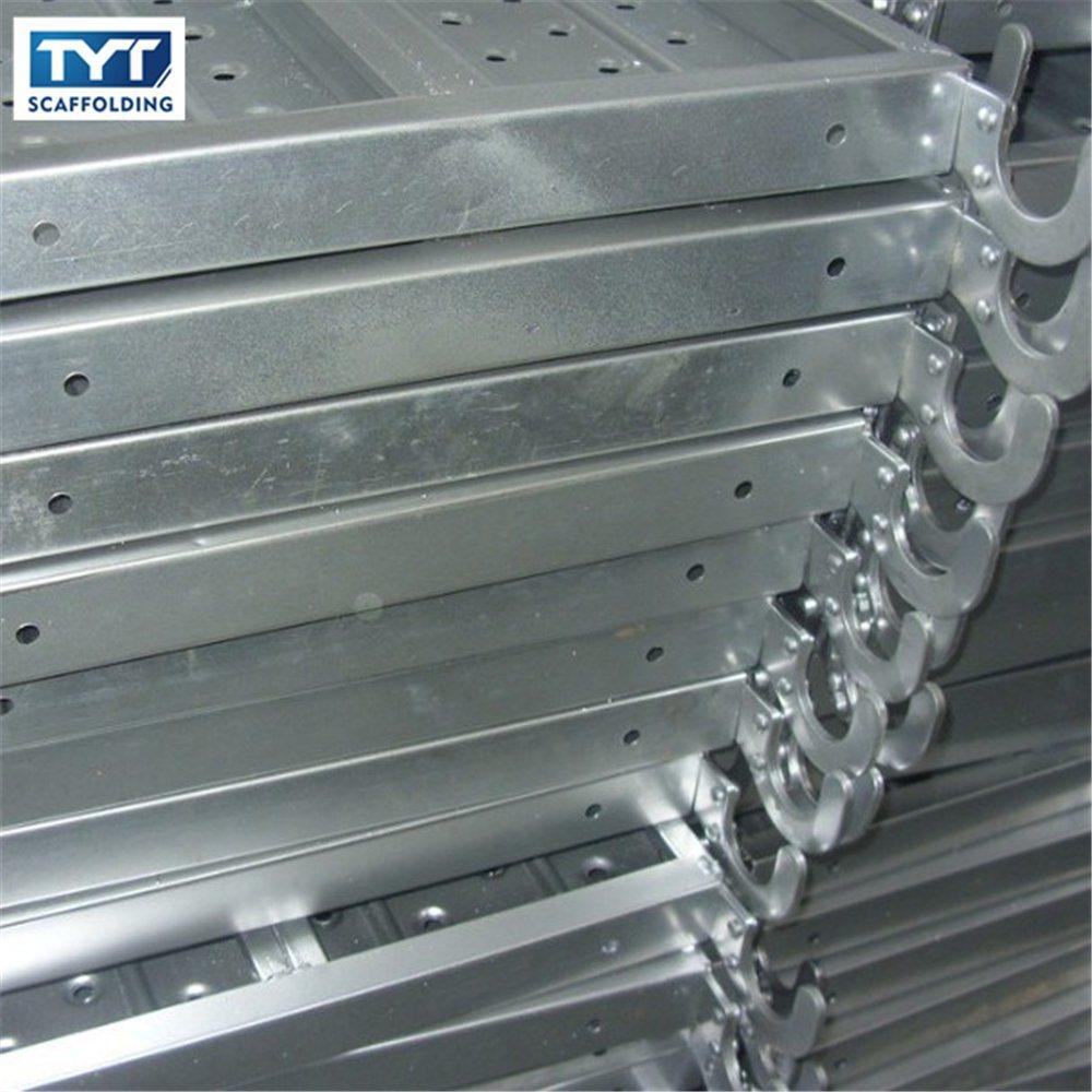China Scaffold Board Hook Antiskid Steel Plank Catwalk Photos ...