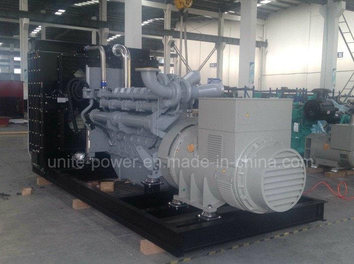 Canopy 20kw UK Perkins Diesel Generator Rainproof
