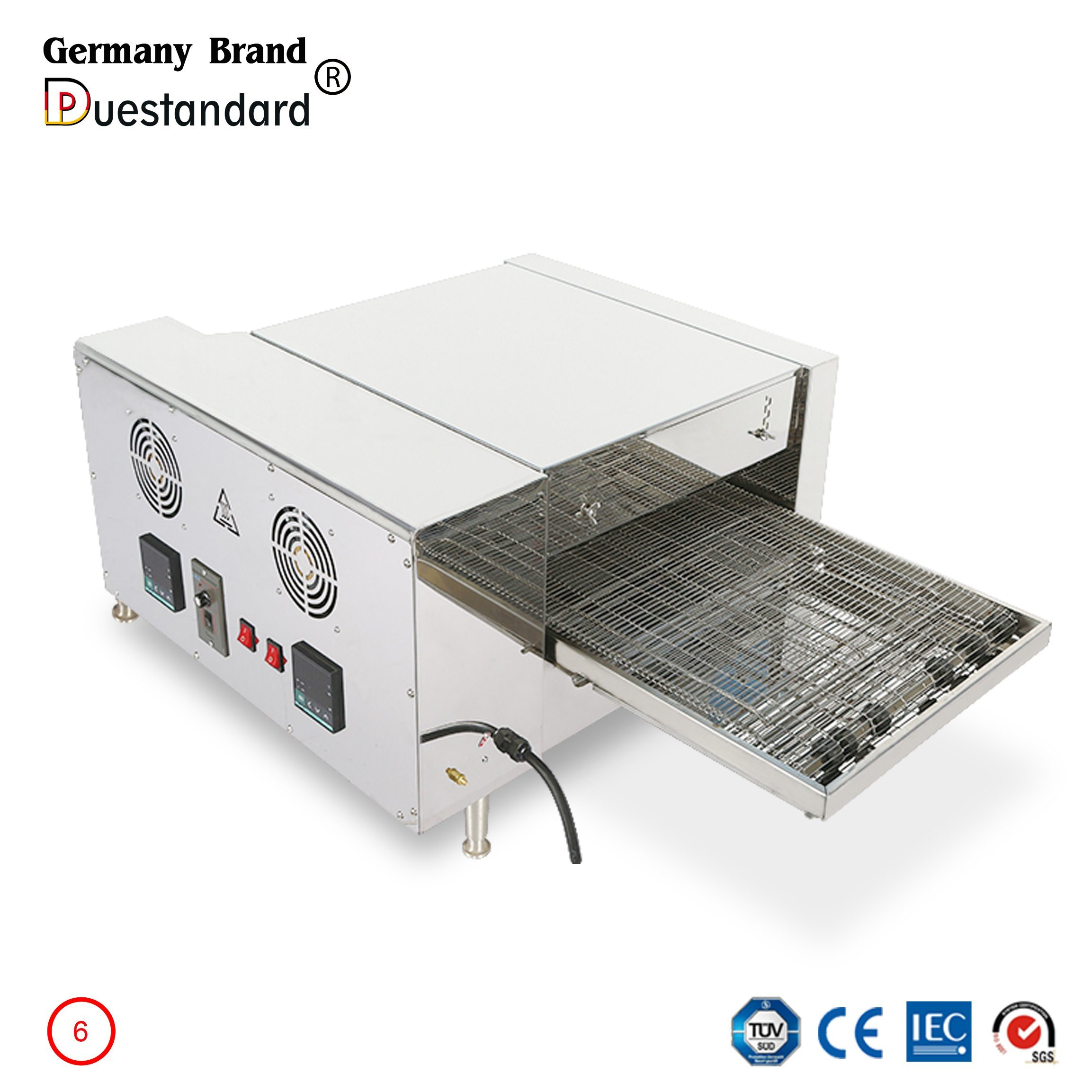 Used Pizza Ovens For Sale >> China New Hot Sale Mini Gas Conveyor Used Pizza Ovens For Sale