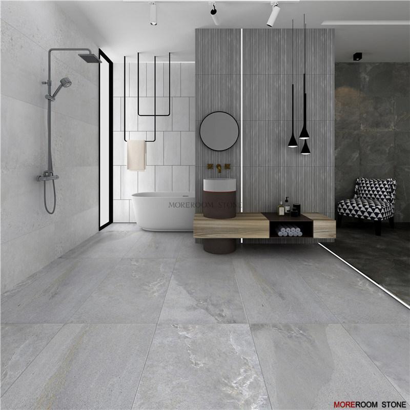 China Bathroom Light Grey Concrete