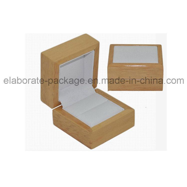 Hot Item High End Pendant Bracelet Ring Custom Jewellery Box Packaging Wholesale Wooden Jewelry Box