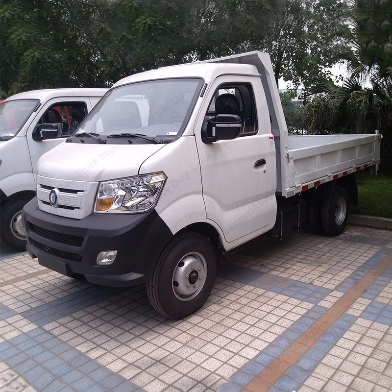 [Hot Item] Sinotruk Cdw 1 Ton Diesel Mini Truck (Single Cab Truck) Light  Trucks