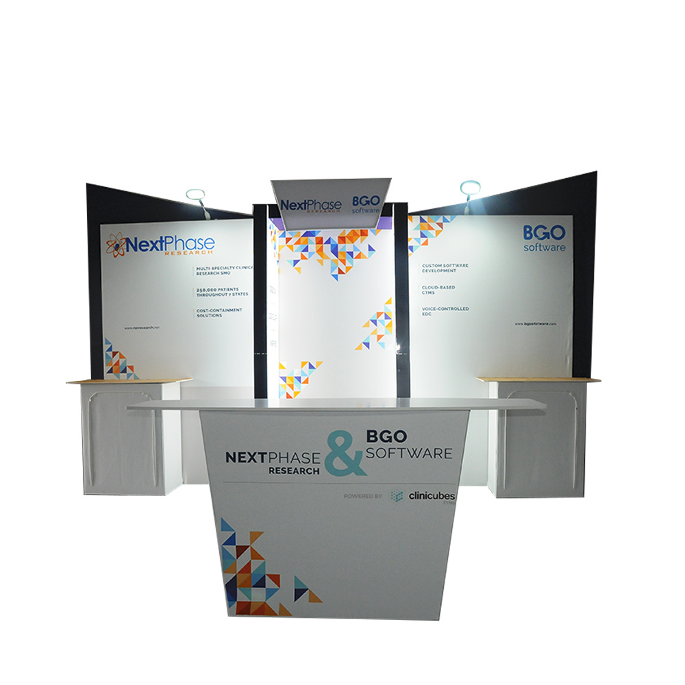 Exhibition Booth Cost : China trade show equipment aluminum expo fair exhibition booth