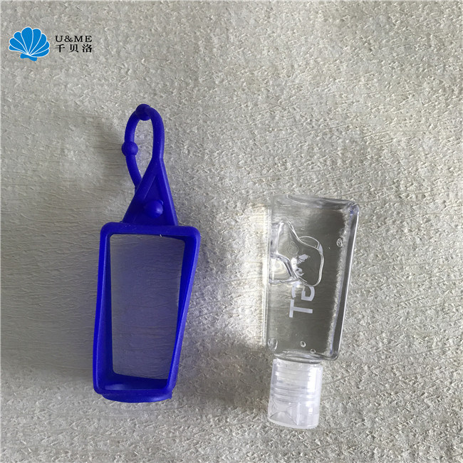 Hand Liquid Wash Soap Hand Gel Sanitizer with Silicone Holder pictures & photos