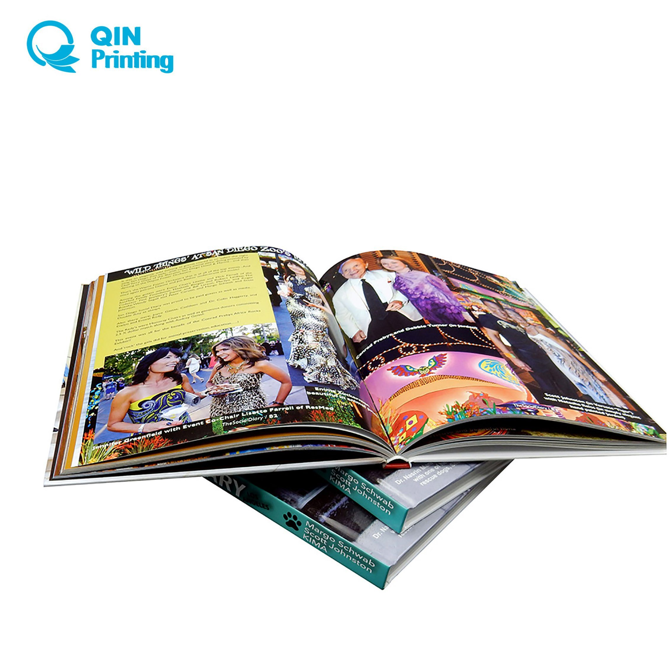 China Full Color Book Printing and Publishing Photos & Pictures ...