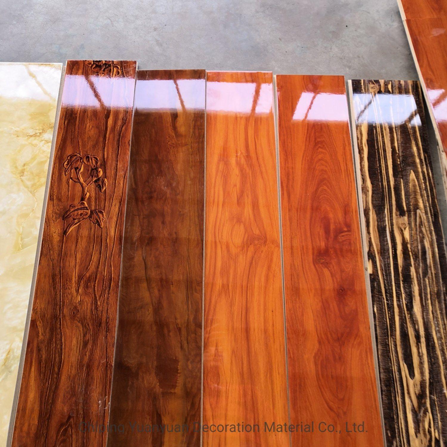 Laminate Flooring Gloss