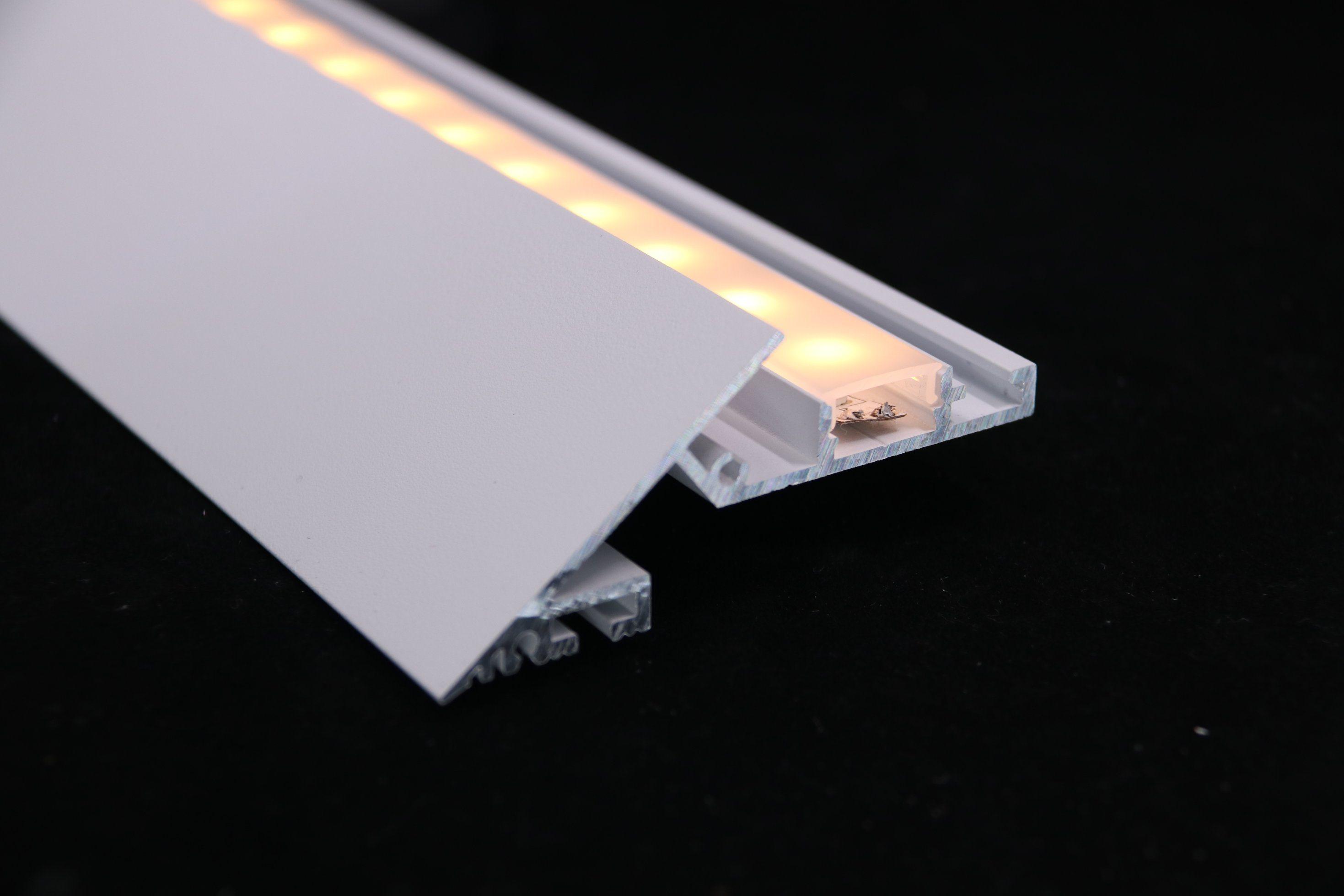Cove Lighting Design White Coating