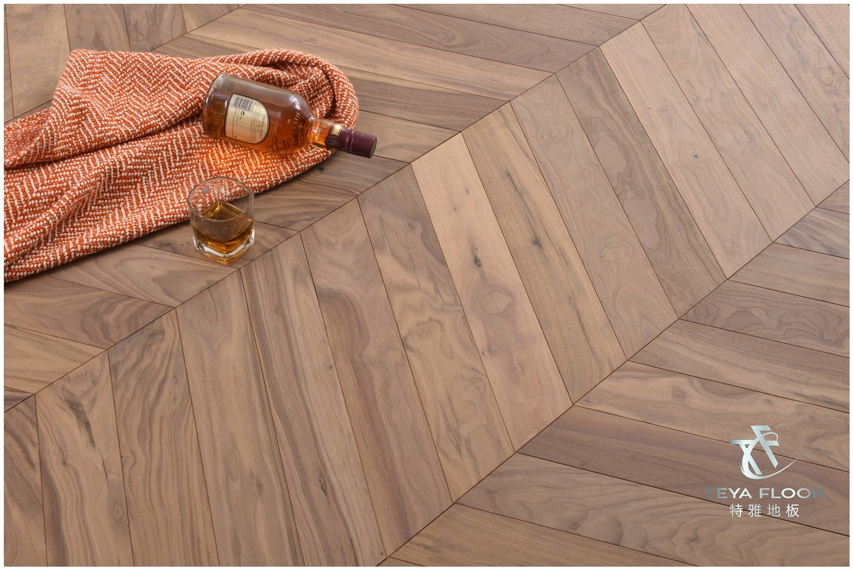 Engineered Wood Flooring Natural Color