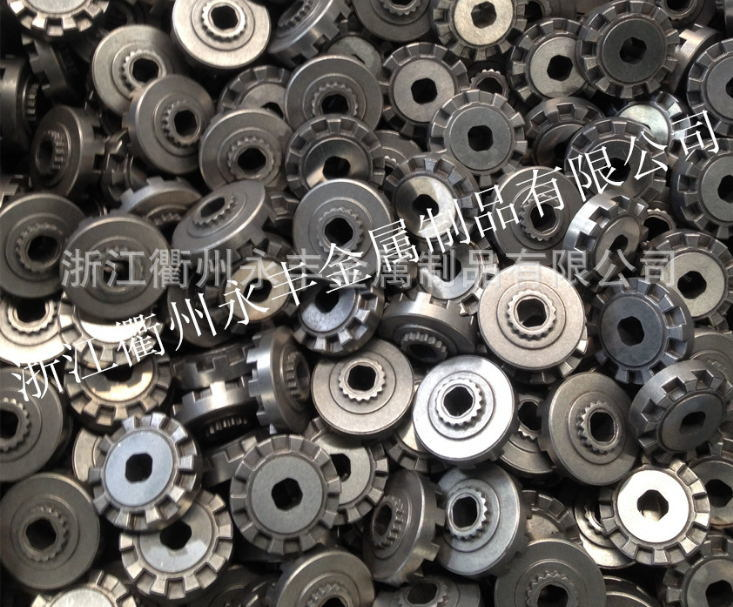 Sintered Powder Metal Reducing Gear Clutch for Washing Machines