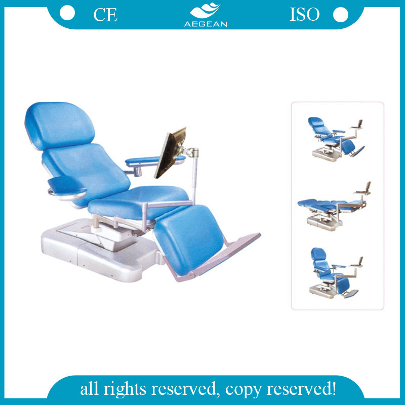 [Hot Item] AG Xd107 Collecting Chair Electric Medical Blood Donation Couch