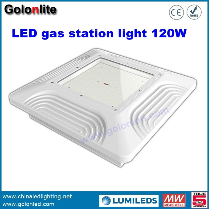 Shenzhen Factory High Quality Super Bright 130lm/W 150W 100W 120W LED Gas Station Lighting pictures & photos