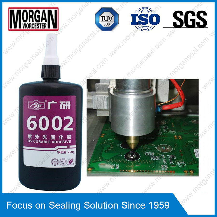 Glass/Plastic/Metal/Medical/Nail UV Curing Adhesive