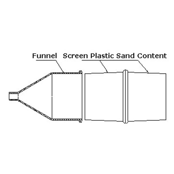 Sand Content Test Kit