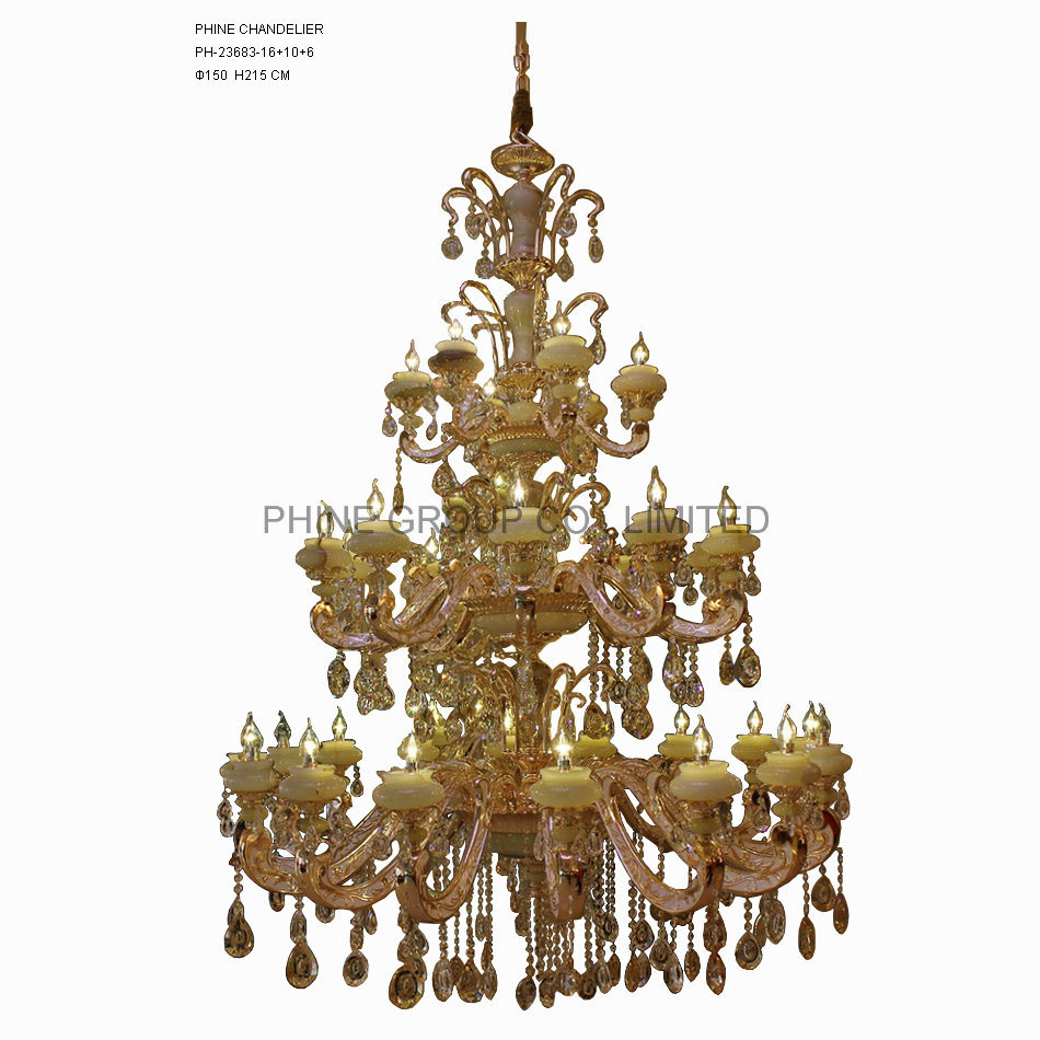 China Phine European Home Decoration Lighting Made of Zinc Alloy ...