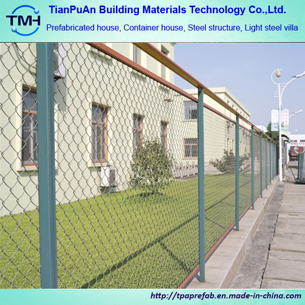 China Hot Dipped Galvanised Welded Wire Mesh Fence Galvanized