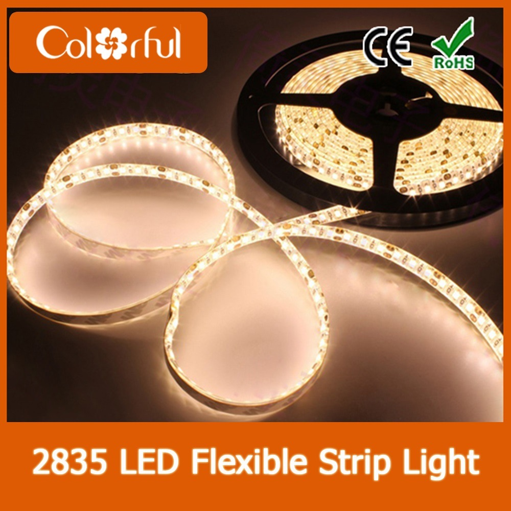 Ce RoHS Approval DC12V SMD2835 LED Strip Light