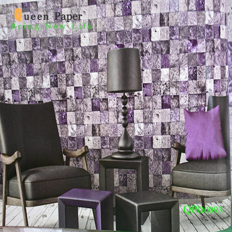 China Pvc 3d Stone Design Home Mural Wallpaper 3d Designs Wallpaper