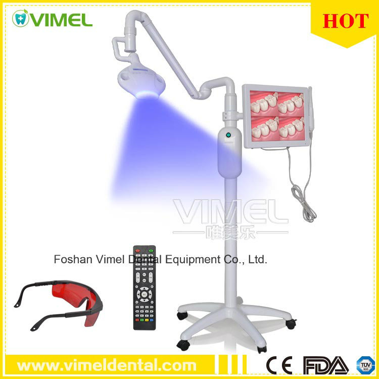 Dental Teeth Whitening Bleaching Accelerator Machine with Oral Camera