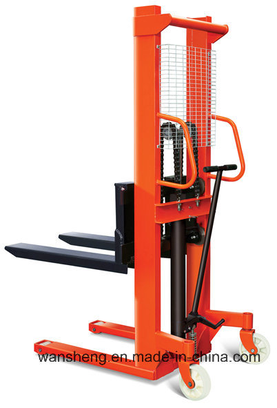 Cty-D Series Hand Lift Pallet Stacker pictures & photos