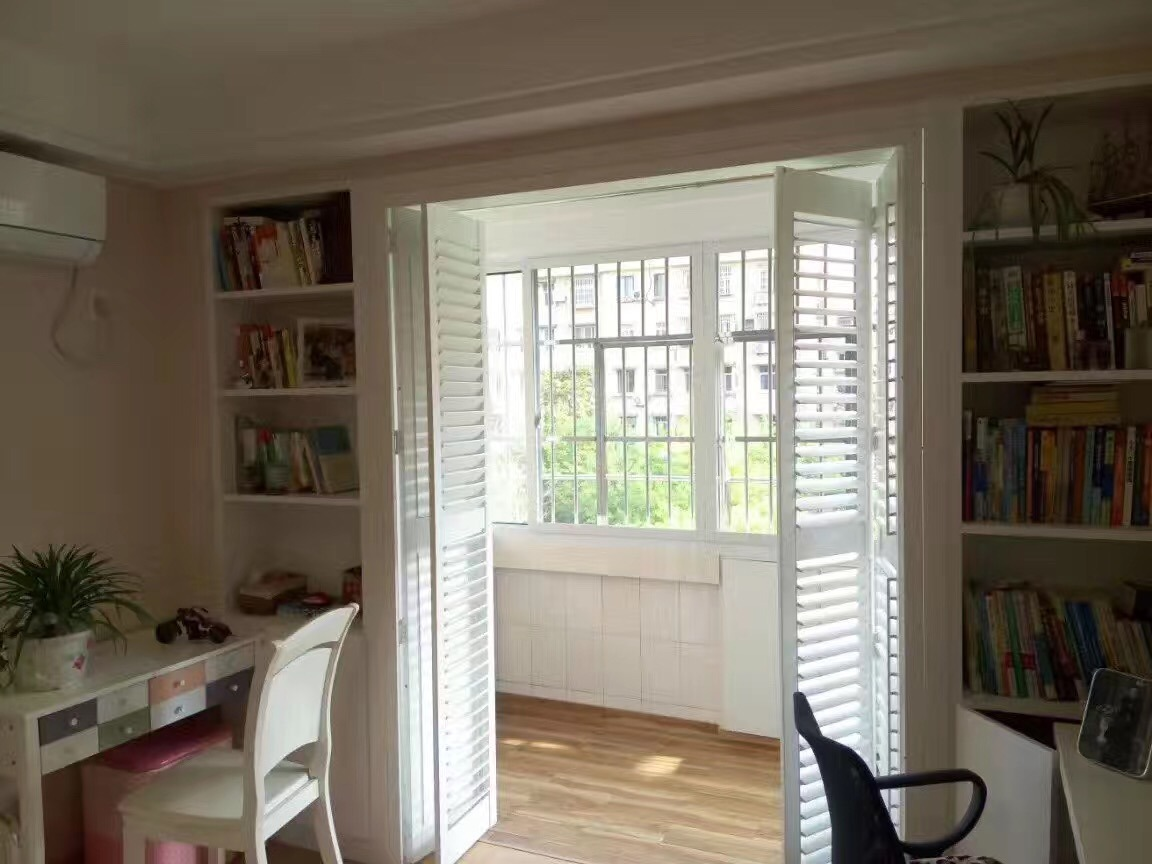Hot Item Plantation Shutters Windows And Doors For Home Apartment