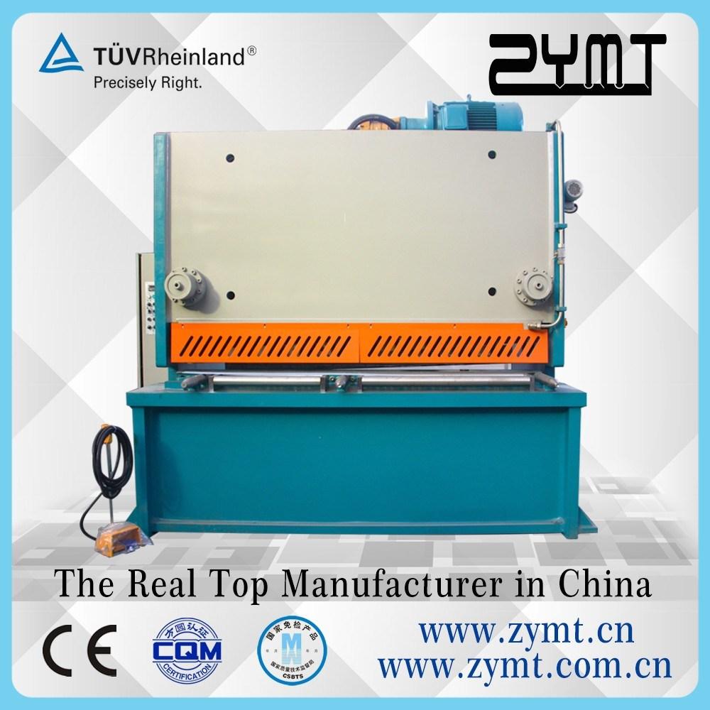 China Hydraulic Cutting Machine Sheet Metal Plate Cutter Ras 30
