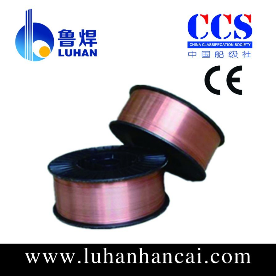 China MIG Wire CO2 Welding Wire (Plastic Spool) - China Welding Wire ...