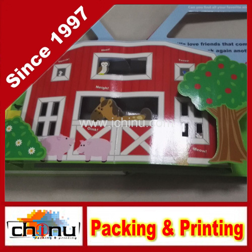 4c+4c Cmyk Pantone Eco-Friendly Custom Children Book Printing pictures & photos
